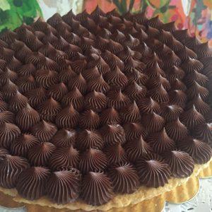 Tartaleta Cremoso de Chocolate
