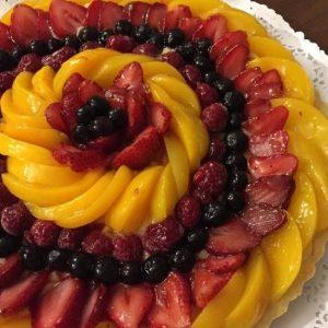 Tartaleta de Fruta de la estación