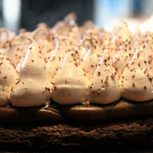 Torta Brownie Nutella