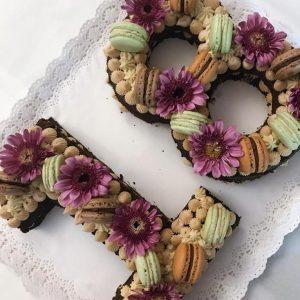 Torta de Número